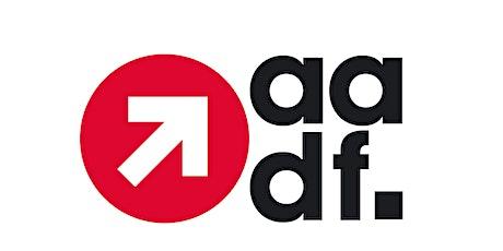 Assemblée générale AADF 2020 billets