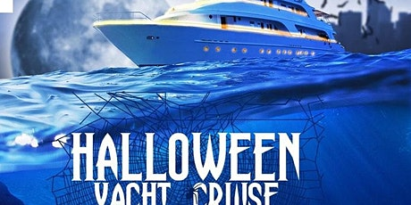 HALLOWEEN BOOZE CRUISE  PARTY YACHT  CRUISE  NYC VIEWS  COCKTAIL & MUSIC tickets