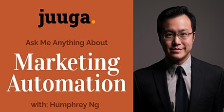 Ask Me Anything About Marketing Automation #AMAAMA tickets