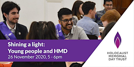 Shining a Light: Young People and HMD tickets