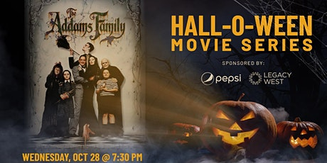 Pepsi Hall-O-Ween Movie Series: The Addams Family tickets