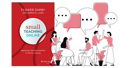 2-Part Series: Book Discussion - Small Teaching Online  Part I (Webinar) tickets