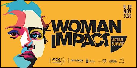 WOMAN IMPACT SUMMIT boletos