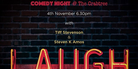 Comedy night at The Crabtree tickets