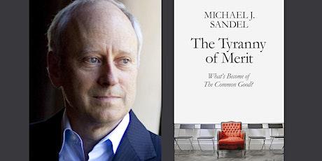 5x15 presents: Michael Sandel on The Tyranny of Merit tickets