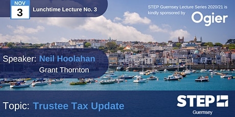 STEP Lunchtime Lecture No.3: Trustee Tax Update - Neil Hoolahan tickets