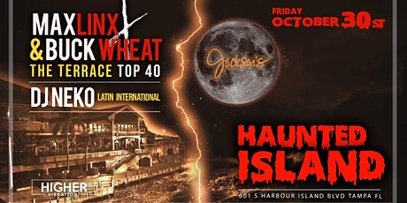 Jacksons Nightlife Friday Halloween 2020 tickets