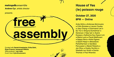 Free Assembly tickets