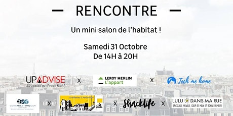 Un mini salon de l'habitat !