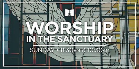Worship in the Sanctuary • November 1 tickets