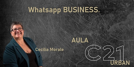 Pildora formativa. Whatsapp BUSINESS tickets