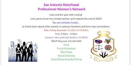 San Antonio Sisterhood: Professional Women's Network tickets