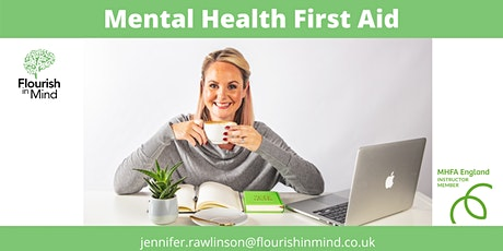 MHFA England Mental Health First Aid- 2 Day Adult tickets