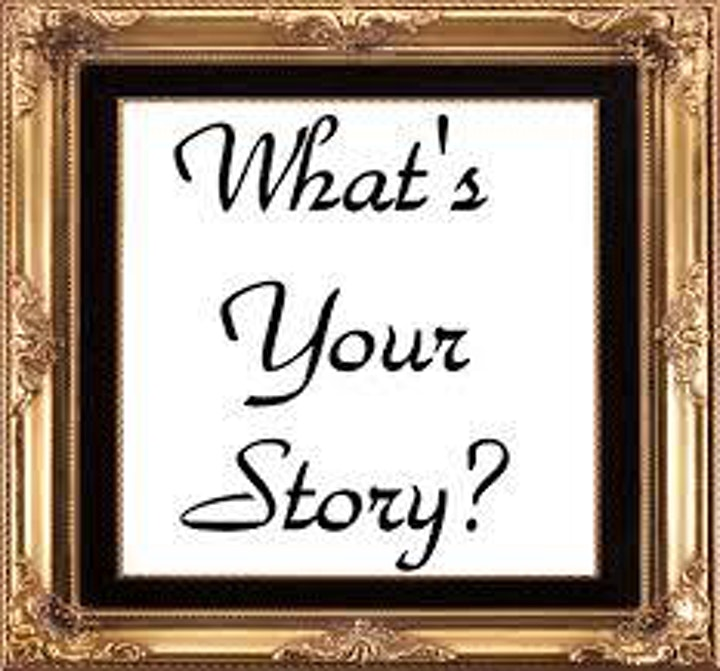 Telling Your Story: A Memoir Writing Workshop image