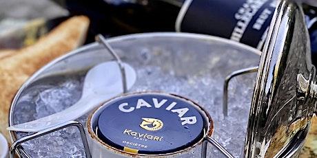 Champagne & Caviar Tasting tickets