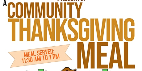 Bay Six: #commUNiTY Thanksgiving Meal tickets