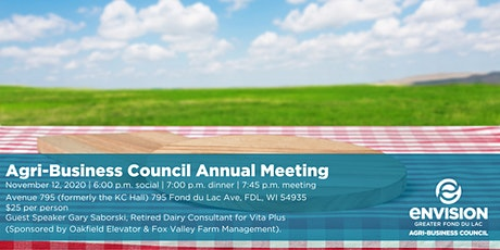 Agri-Business Council Annual Meeting tickets