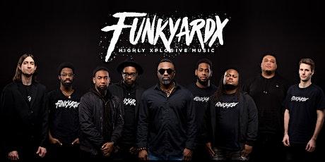 FunkyardX Single Release Experience tickets