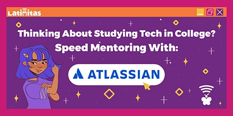 Speed Mentoring with Atlassian - A.M.A with REAL Tech Professionals! tickets