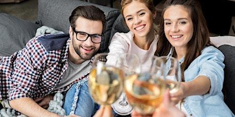 Riesling | Chardonnay | Sauvignon Blanc - Stars der Weißweinszene (I) Tickets