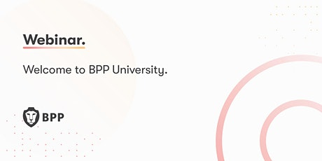 Welcome to BPP University tickets