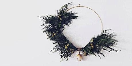 DIY Winter Wreath Workshop tickets