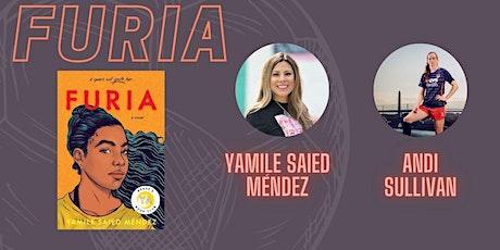 Yamile Saied Méndez, Furia, with Andi Sullivan tickets
