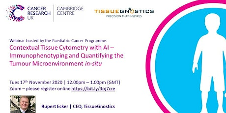 Contextual Tissue Cytometry with AI tickets