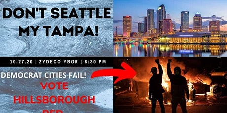 Don't Seattle My Tampa!! tickets
