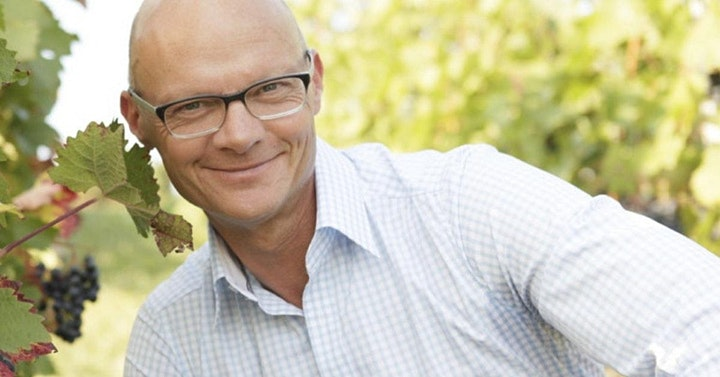 Online Weinverkostung - zu Gast ist der Winzer Johannes Landgraf: Bild