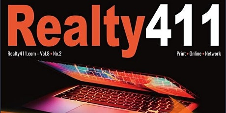 """Realty411's VIRTUAL """"Give Thanks, Give Back"""" Investor Expo - Experts Share! tickets"""