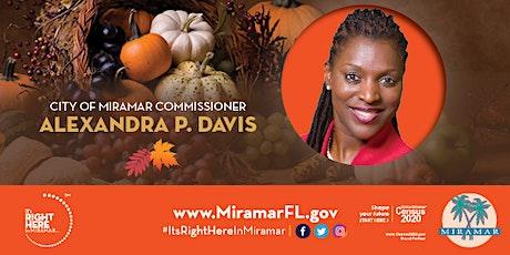 Commissioner Alexandra P. Davis Presents: Turkey Tuesday's (Free Event) tickets