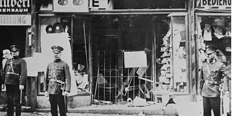 Webinar for 6th Form Teachers: 82nd Anniversary of the Kristallnacht Pogrom tickets
