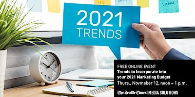 Trends to Incorporate into your 2021 Marketing Budget