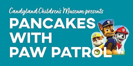 Paw Patrol Breakfast tickets