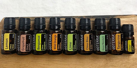 Essential Oils Wellness Consultation tickets