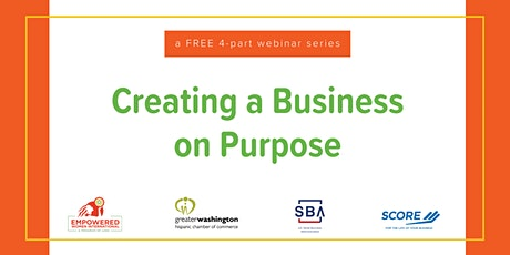 Creating a Business on Purpose tickets
