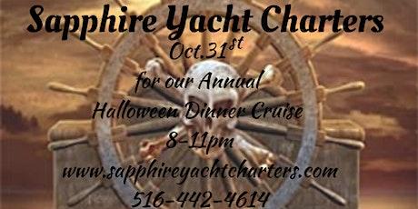 Halloween Dinner Cruise tickets
