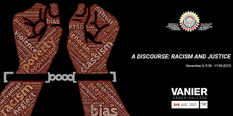 A Discourse: Racism and Justice tickets