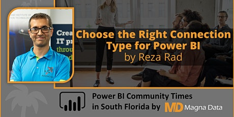 [ Power BI Community Times] Choose the Right Connection Type for Power BI tickets