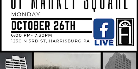 Fourth Monday Program: The Changing Skyline of Market Square tickets