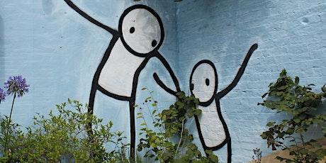 Street Art Walk Dulwich (family friendly) Afternoon tickets