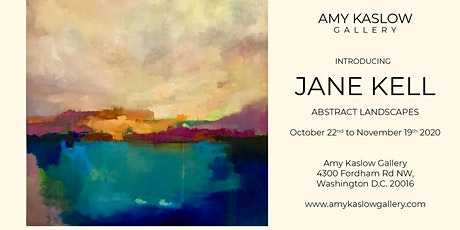 Art Exhibition: Jane Kell Abstract Landscapes tickets