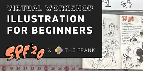 Illustration for Beginners Virtual Workshop tickets