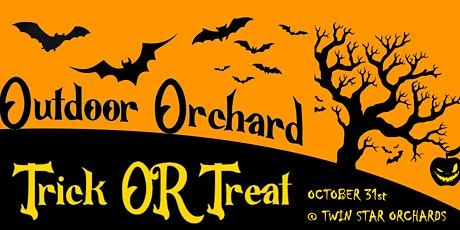 Outdoor Orchard Trick or Treat tickets