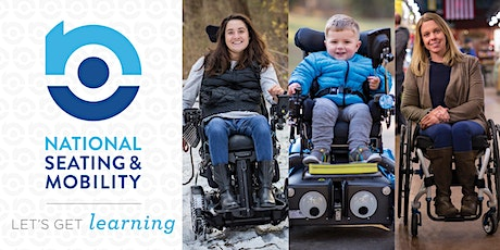 National Seating & Mobility~Phoenix Children's Hospital  CEU Vendor Exhibit tickets