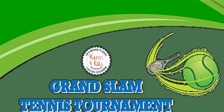 Grand Slam Round Robin Tennis Tournament tickets