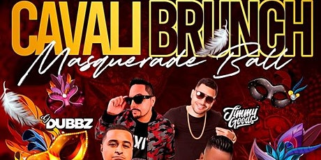 Masquerade Bruch with DJ CAMILO tickets