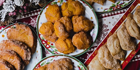 Traditional Portuguese Christmas Sweets: Online Cooking Class tickets