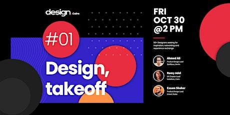 Design, takeoff  tickets